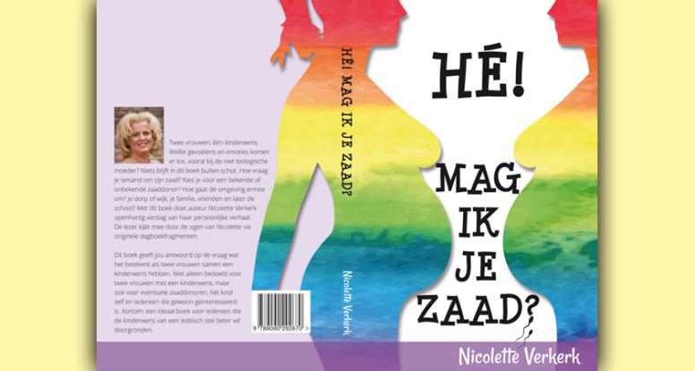Cover boek Hé! Mag ik je zaad?