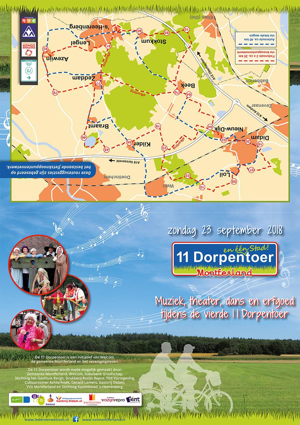 11 Dorpentoer - folder