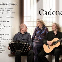 Cadencia - poster A3