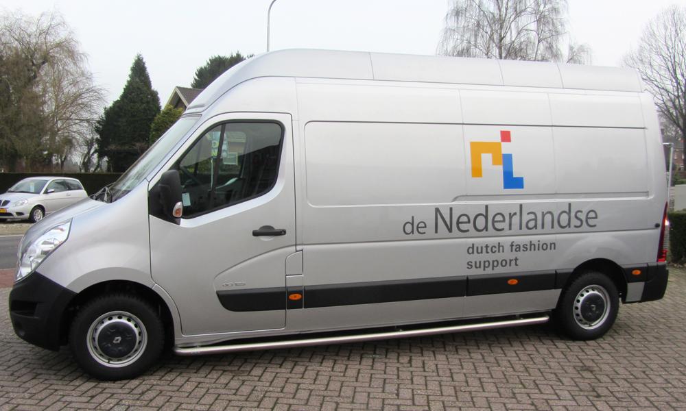 de Nederlandse – autobelettering