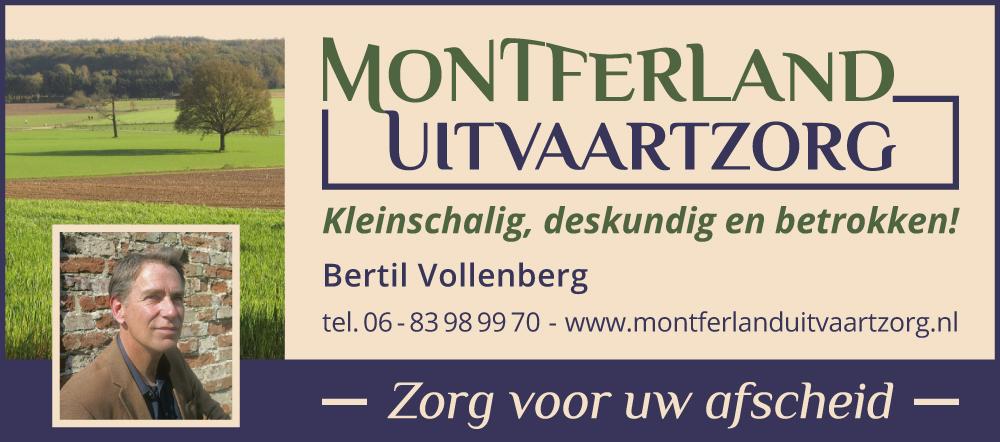 Montferland Uitvaartzorg – advertentie