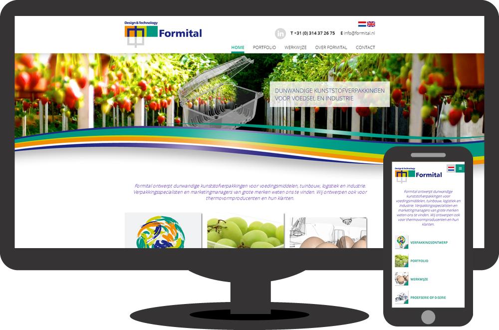 Formital - website