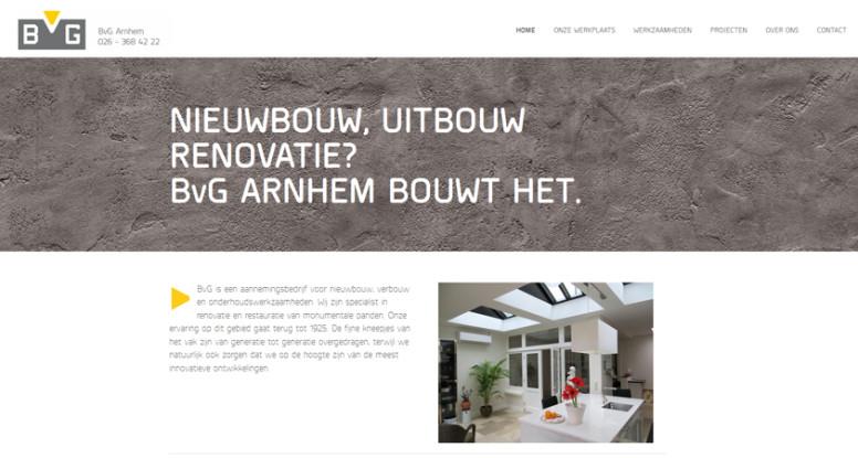BvG Arnhem website