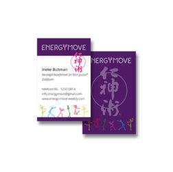 Energy Move - Visitekaart