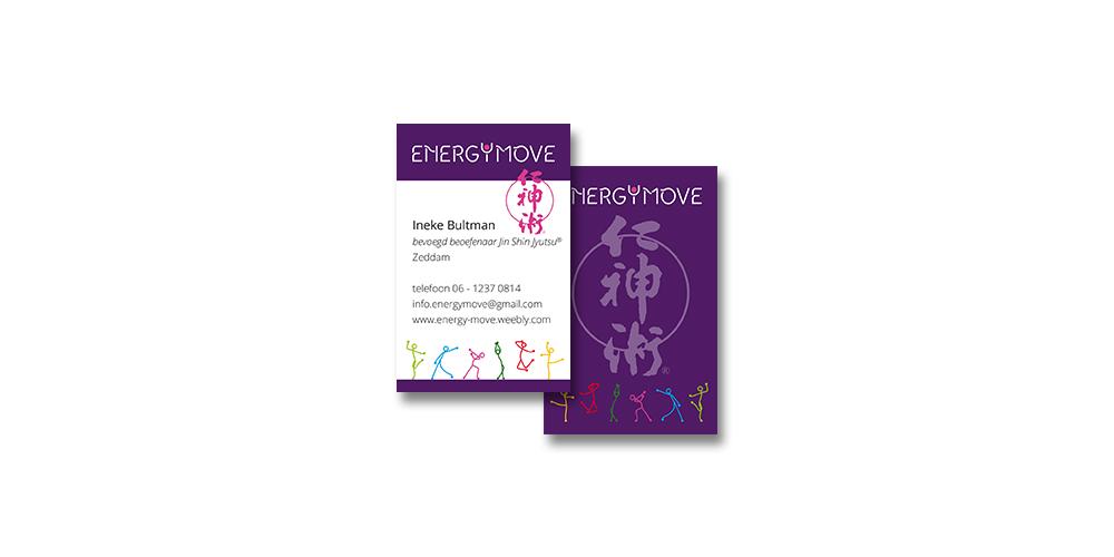 Energy Move – Visitekaart
