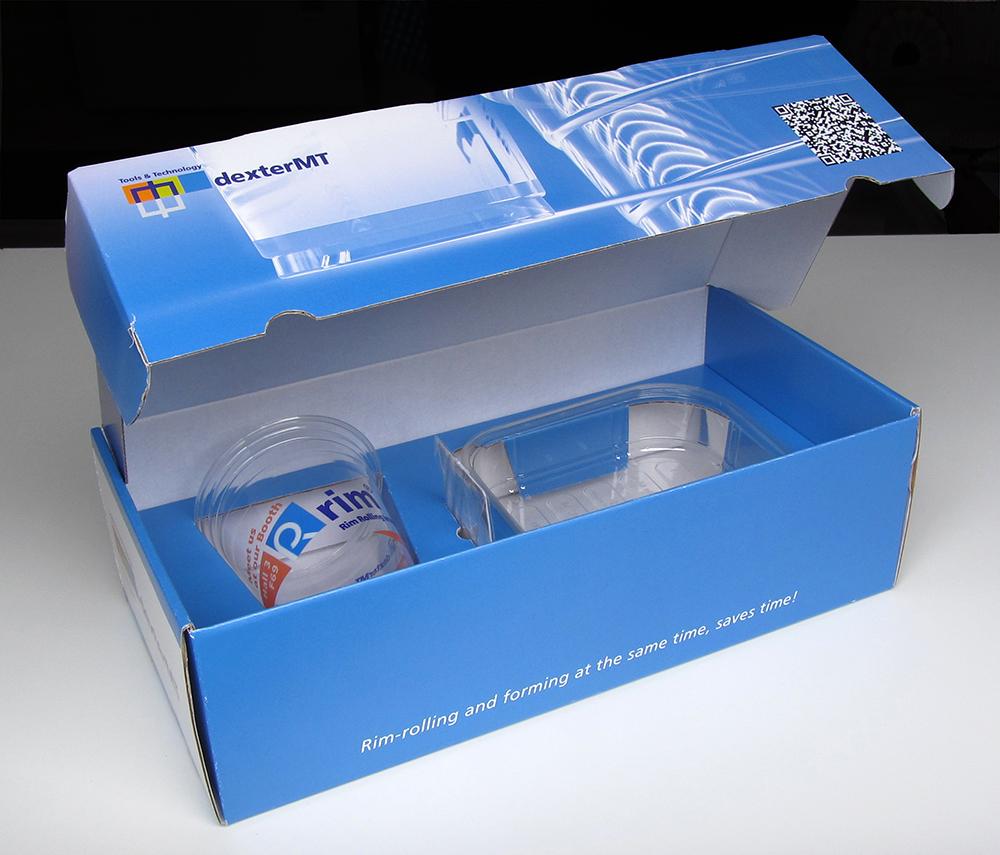 dexter MT - verpakkingsdoos