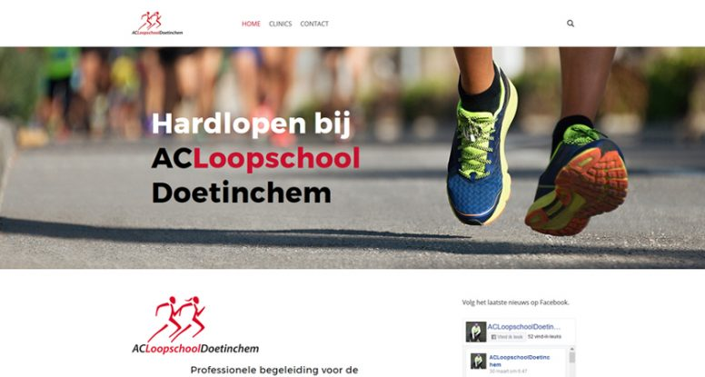 ACLoopschoolDoetinchem - blog - website
