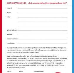 ACLoopschoolDoetinchem - flyer - Zevenheuvelenloop 2017 - achterzijde