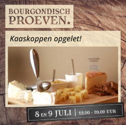 De Bourgondiër - Bourgondisch Proeven. - Facebookbericht - Kaaskoppen-opgelet