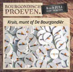 De Bourgondiër - Bourgondisch Proeven. - Facebookbericht - Kruis-munt-of-De-Bourgondiër