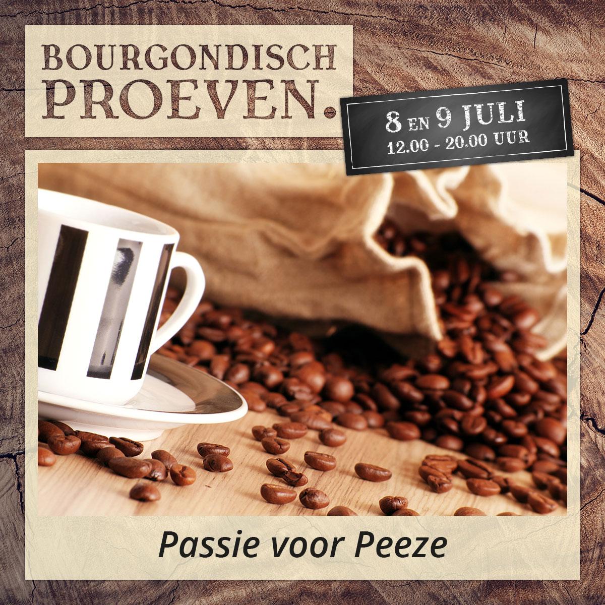 De Bourgondiër – Bourgondisch Proeven. – Facebookbericht – Passie-voor-Peeze