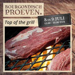 De Bourgondiër - Bourgondisch Proeven. - Facebookbericht - Top-of-the-grill
