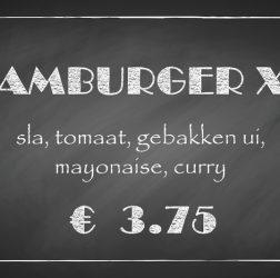 De Bourgondiër - krijtbord - prijsbordje 30x16cm - 5