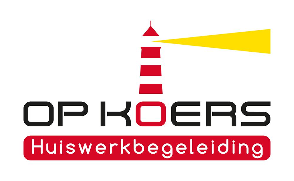 Huiswerkbegeleiding Op Koers – logo