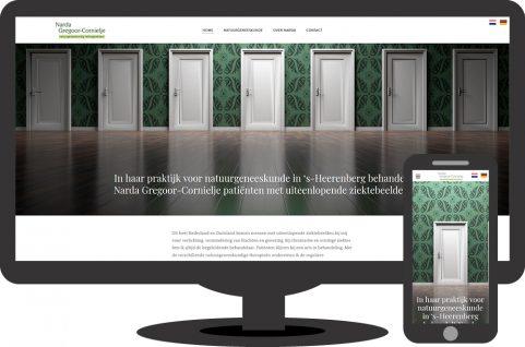 Narda Gregoor-Cornielje - website