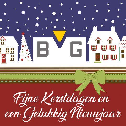 BvG Arnhem - Fijne Kerstdagen en een Gelukkig Nieuwjaar
