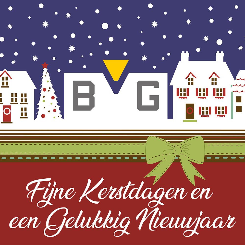 BvG Arnhem – Fijne Kerstdagen en een Gelukkig Nieuwjaar