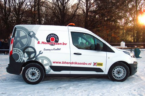 B. Hendriksen BV - Ford Transit Connect