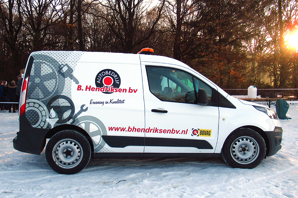 B. Hendriksen BV – Ford Transit Connect