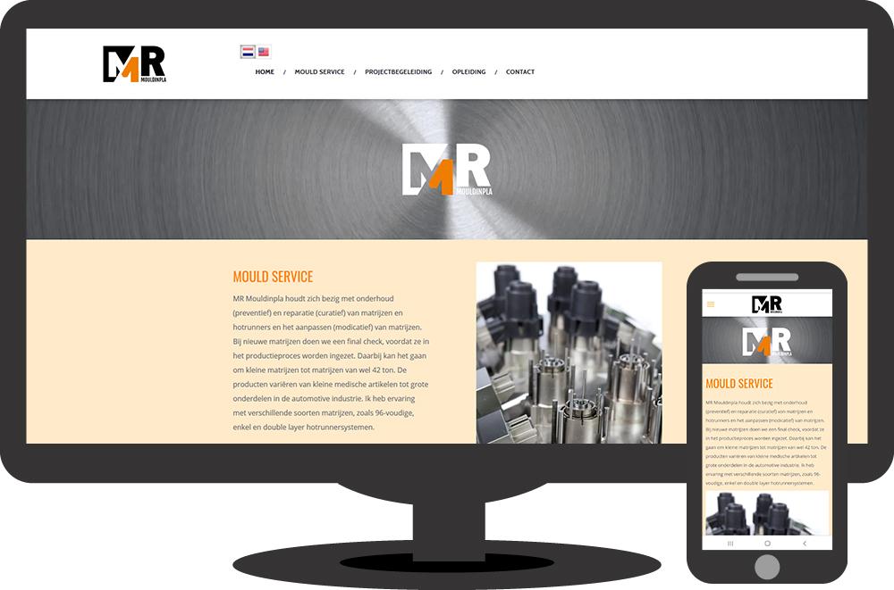 MR Mouldinpla - website