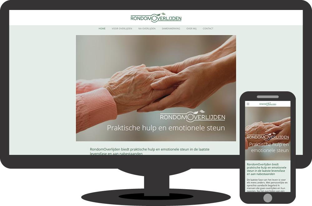 RondomOverlijden - website